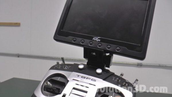 Deluxe-Futaba T8FG LCD Monitor Mount -01