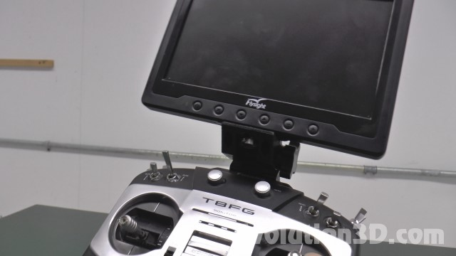 Deluxe-Futaba T8FG LCD Monitor Mount -01